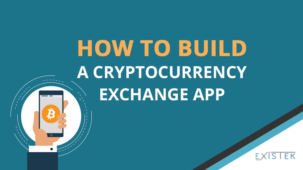 how to build your own cryptocurrency exchange