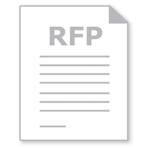 rfp template for the software development projects illustration