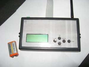 photo of the prototype of the device developed via embedded software outsourcing