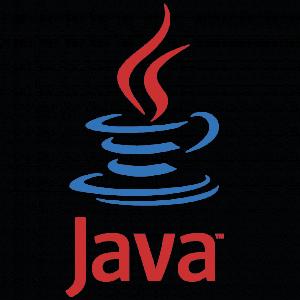 AI programming languages Java logo
