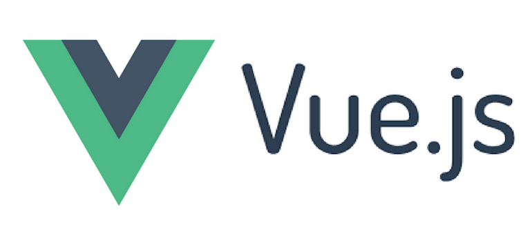 vue.js logo as the top web development framework in 2019-2020