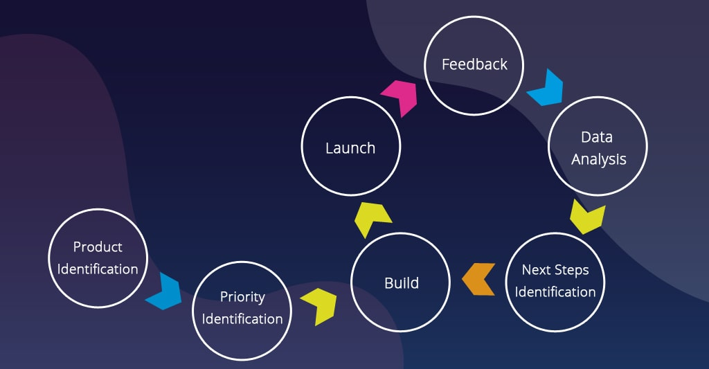 MVP app development process
