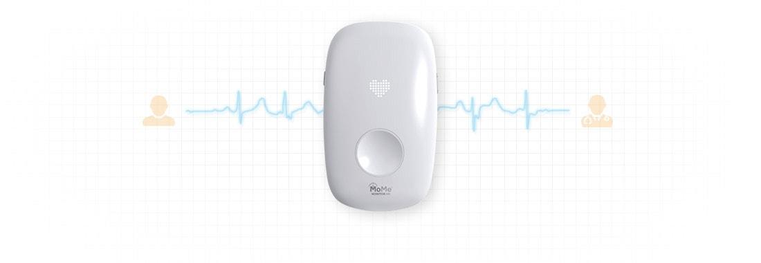 Cardiac monitor as IoT use case example