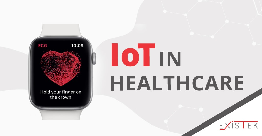 IoT in healthcare post header image
