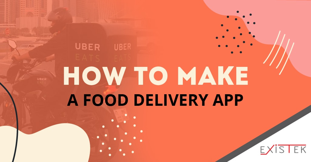 How to Make a Food Delivery A