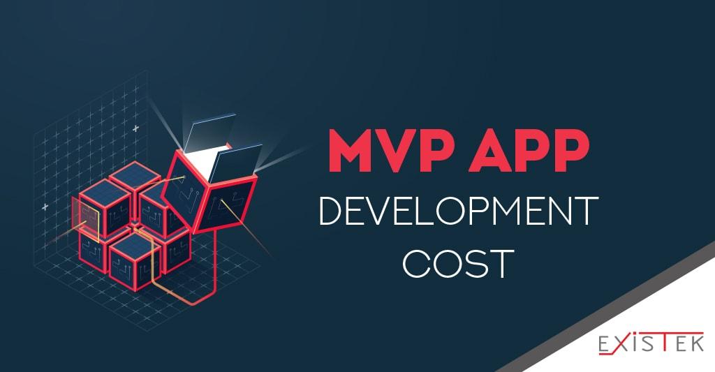 MVP app development cost