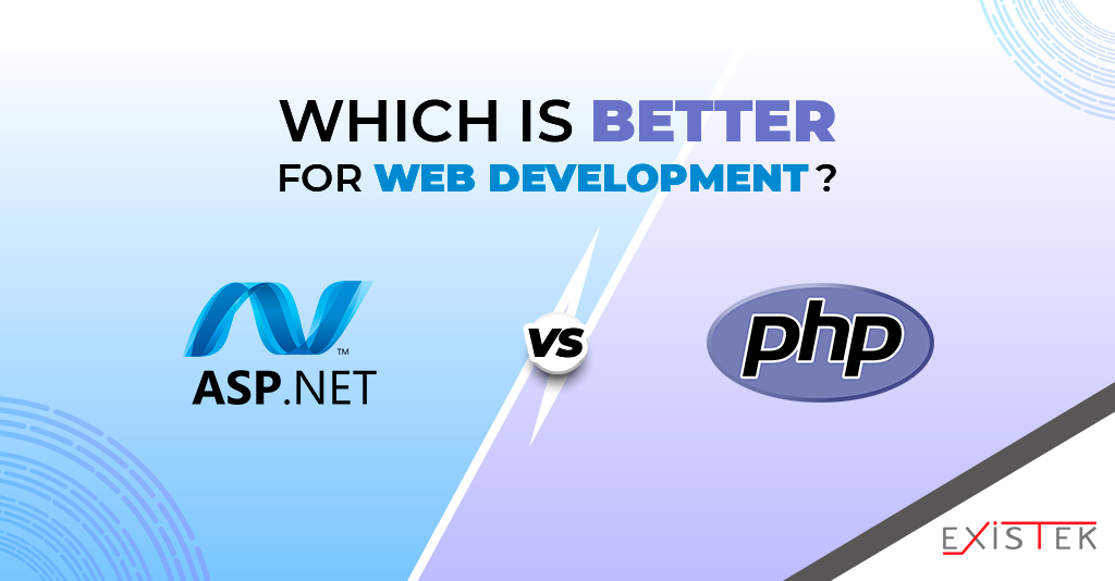 ASP.NET VS PHP: which is better for web development