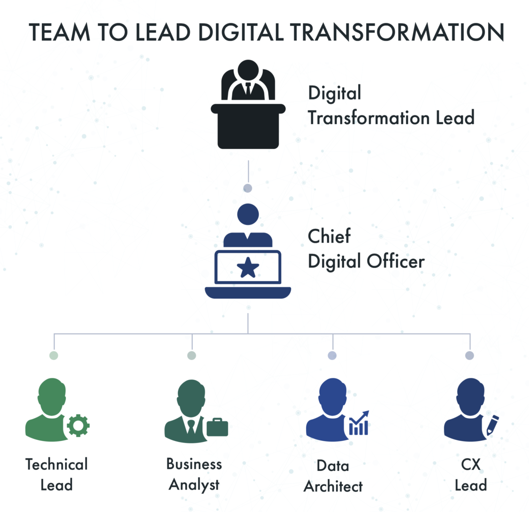 digital trasformation team