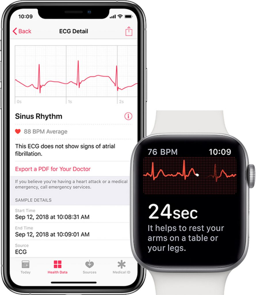 Doctor's app: remote patient monitoring