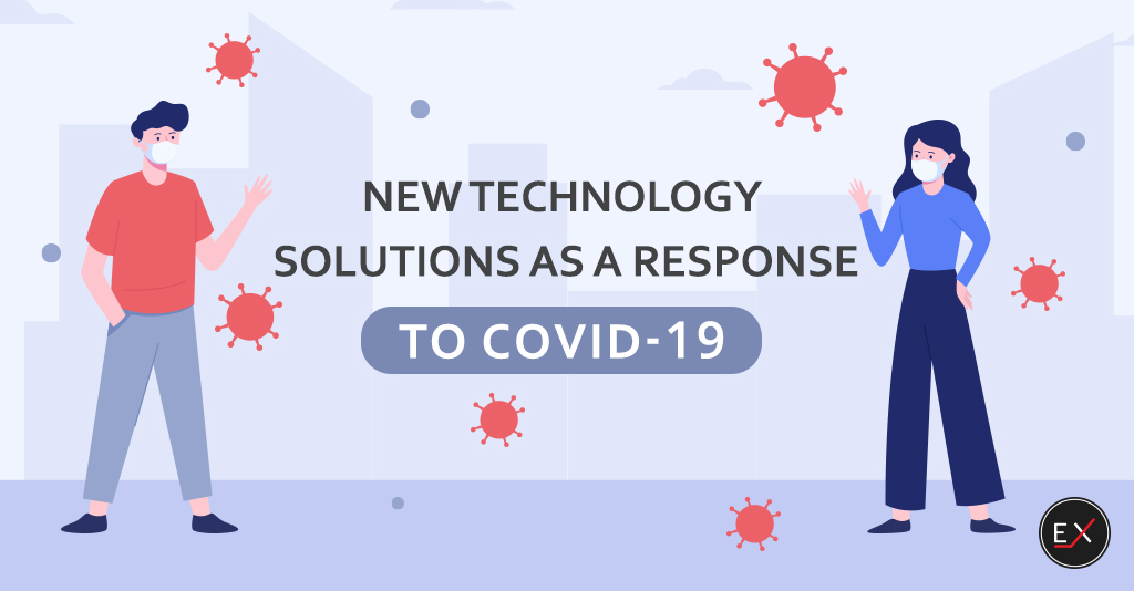 Technology solutions as a response to COVID-19