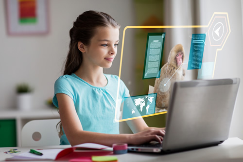Technology solutions for distant learning