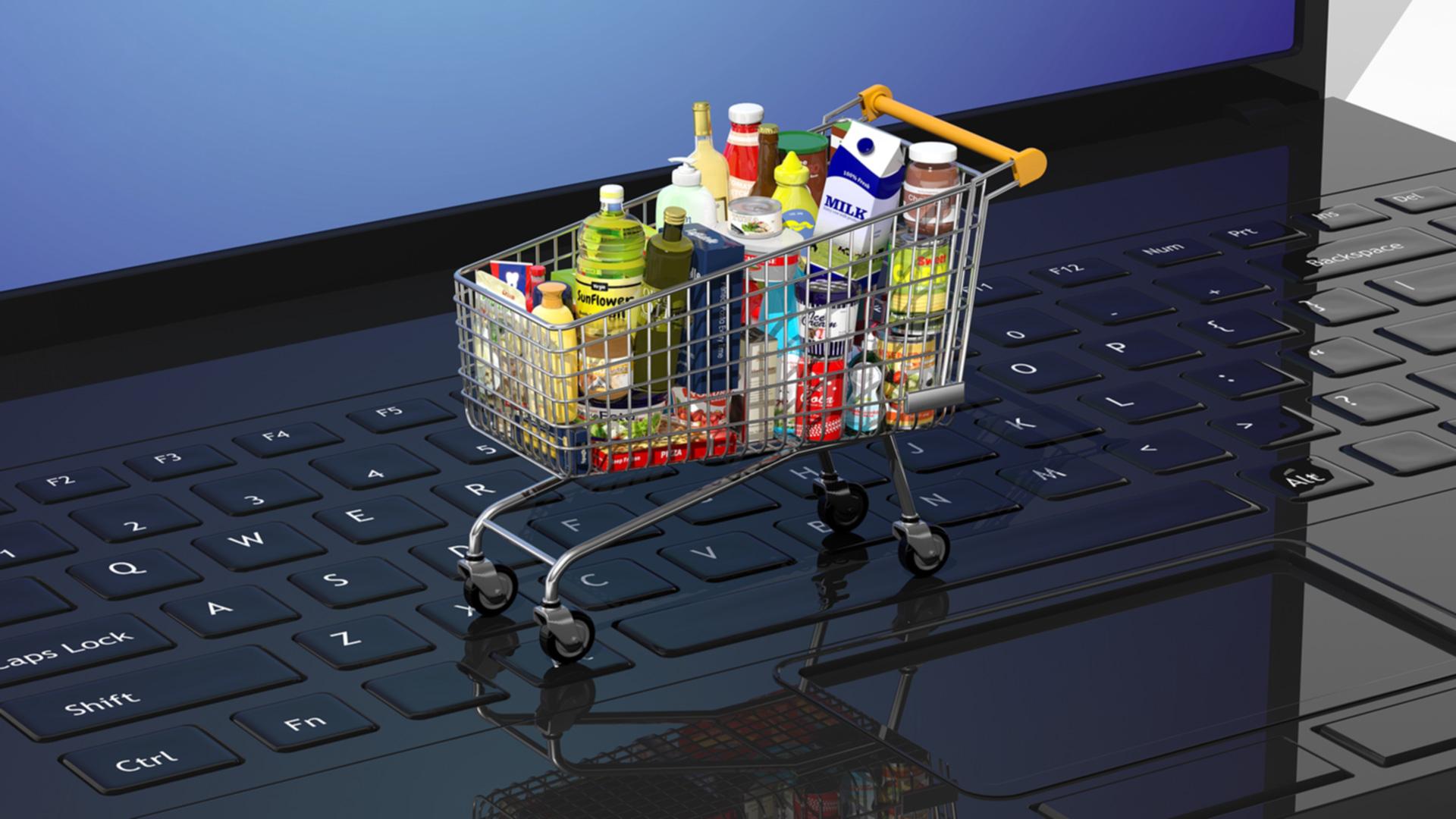 online shopping tech solutions
