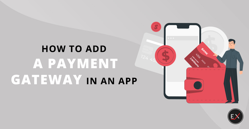 How to add a payment gateway in an app