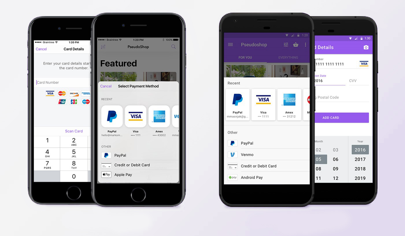 How to add a payment gateway in hybrid apps