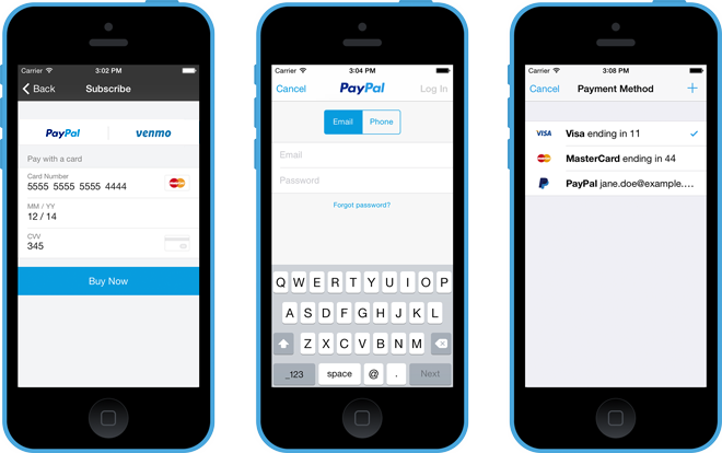 How to add a payment gateway in iOS apps