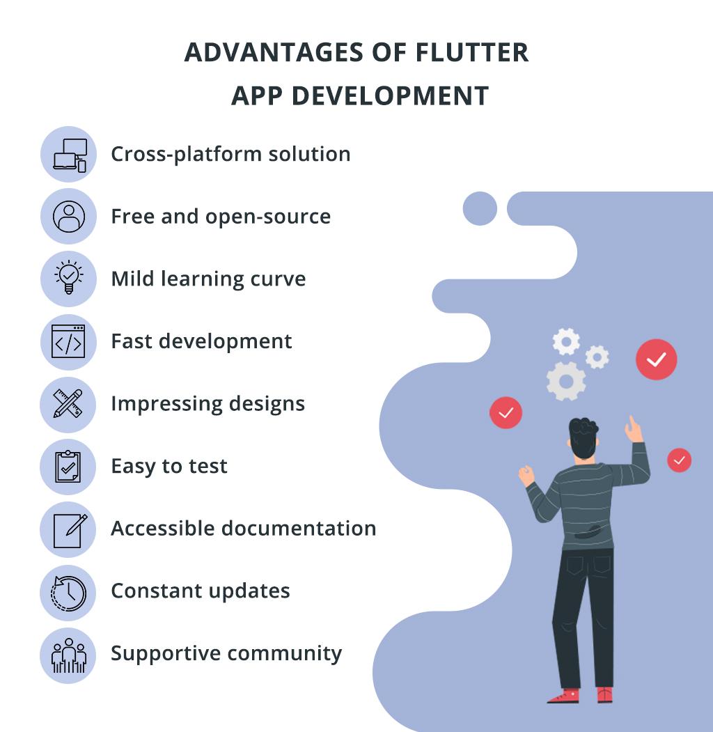 Advantages to hire Flutter developers