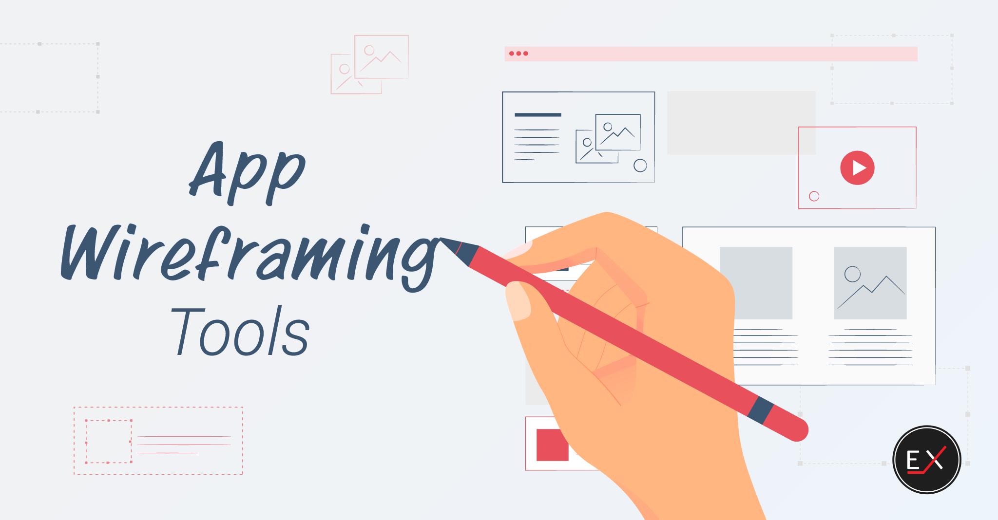 app wireframing tools