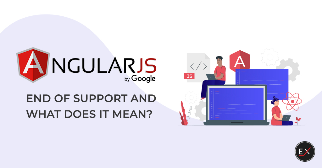 AngularJS end of support and what does it mean