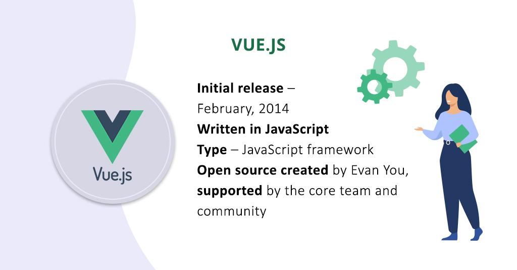 Vue.js - general facts