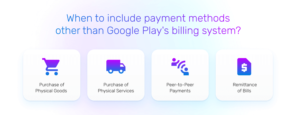 How to bypass Google Play Store fees