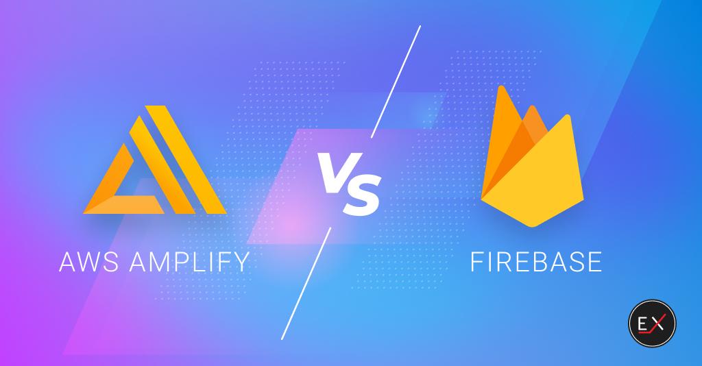 AWS Amplify vs Firebase blog cover
