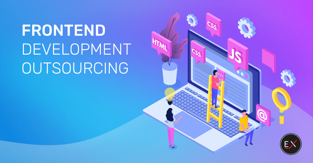 front-end development outsourcing